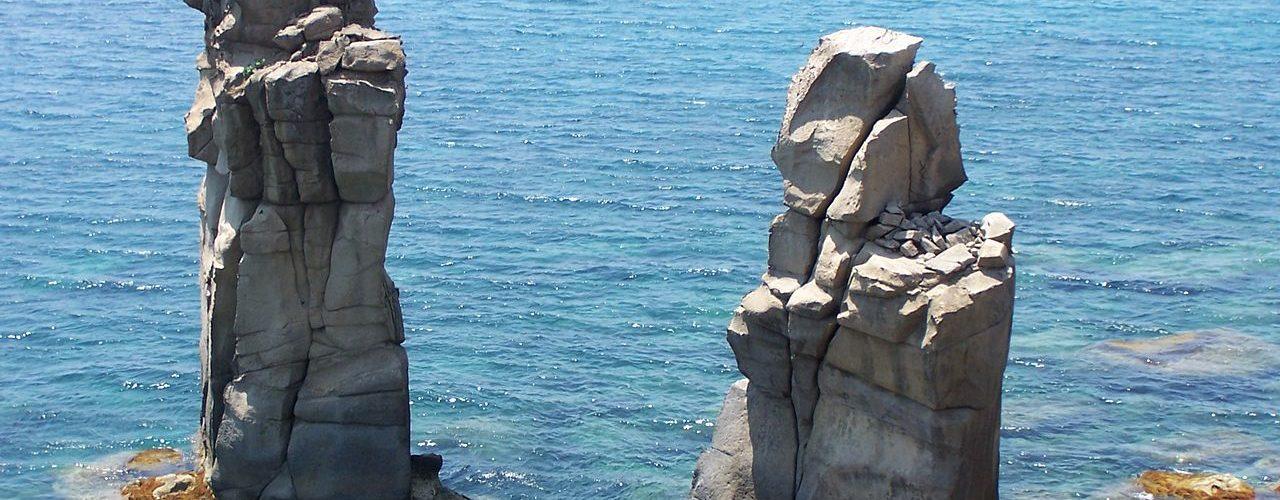 Carloforte le colonne