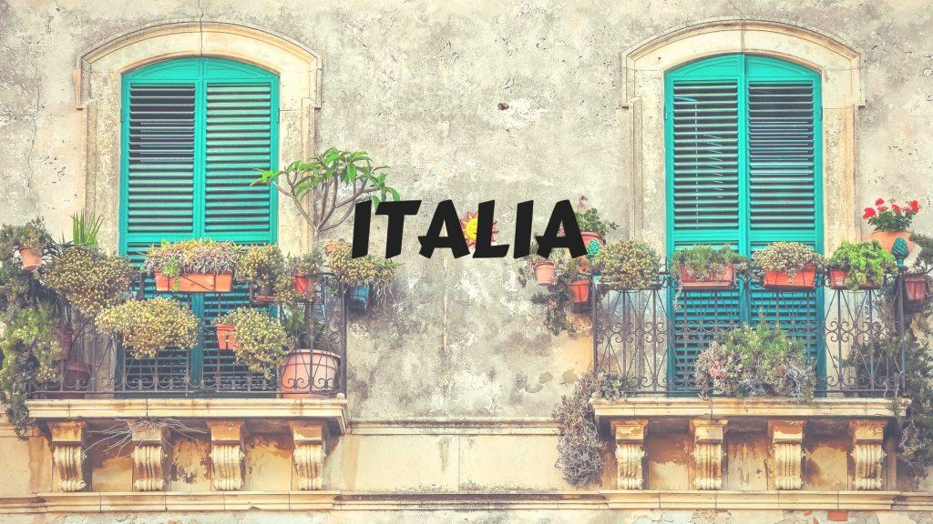itinerari italia