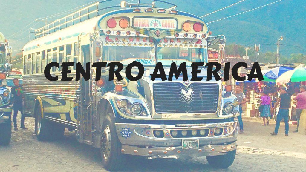 itinerari centro america