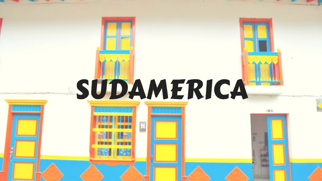 itinerari sudamerica