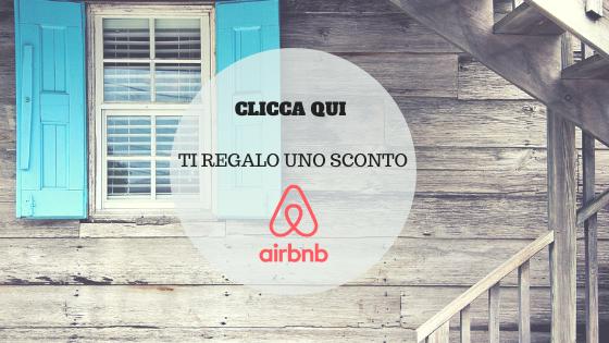 codice sconto airbnb
