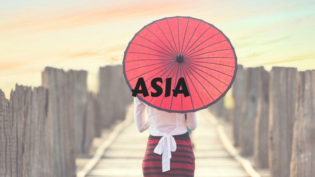 itinerari asia
