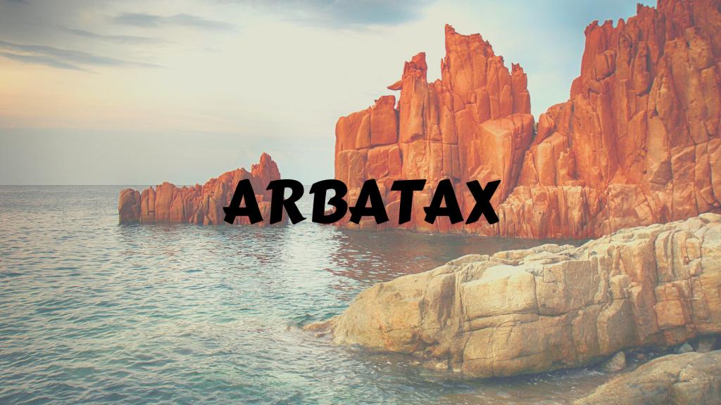 visitare Arbatax