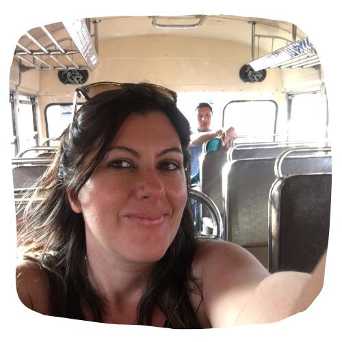 Roberta Padroni travel blogger