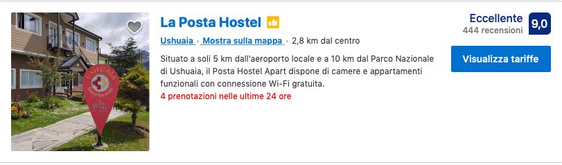 Hotel Ushuaia Argentina
