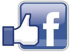 facebook come un local