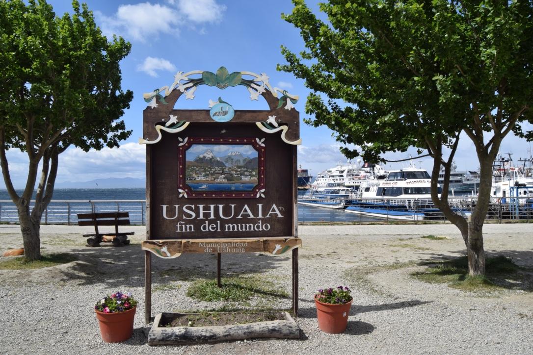 viaggio a Ushuaia