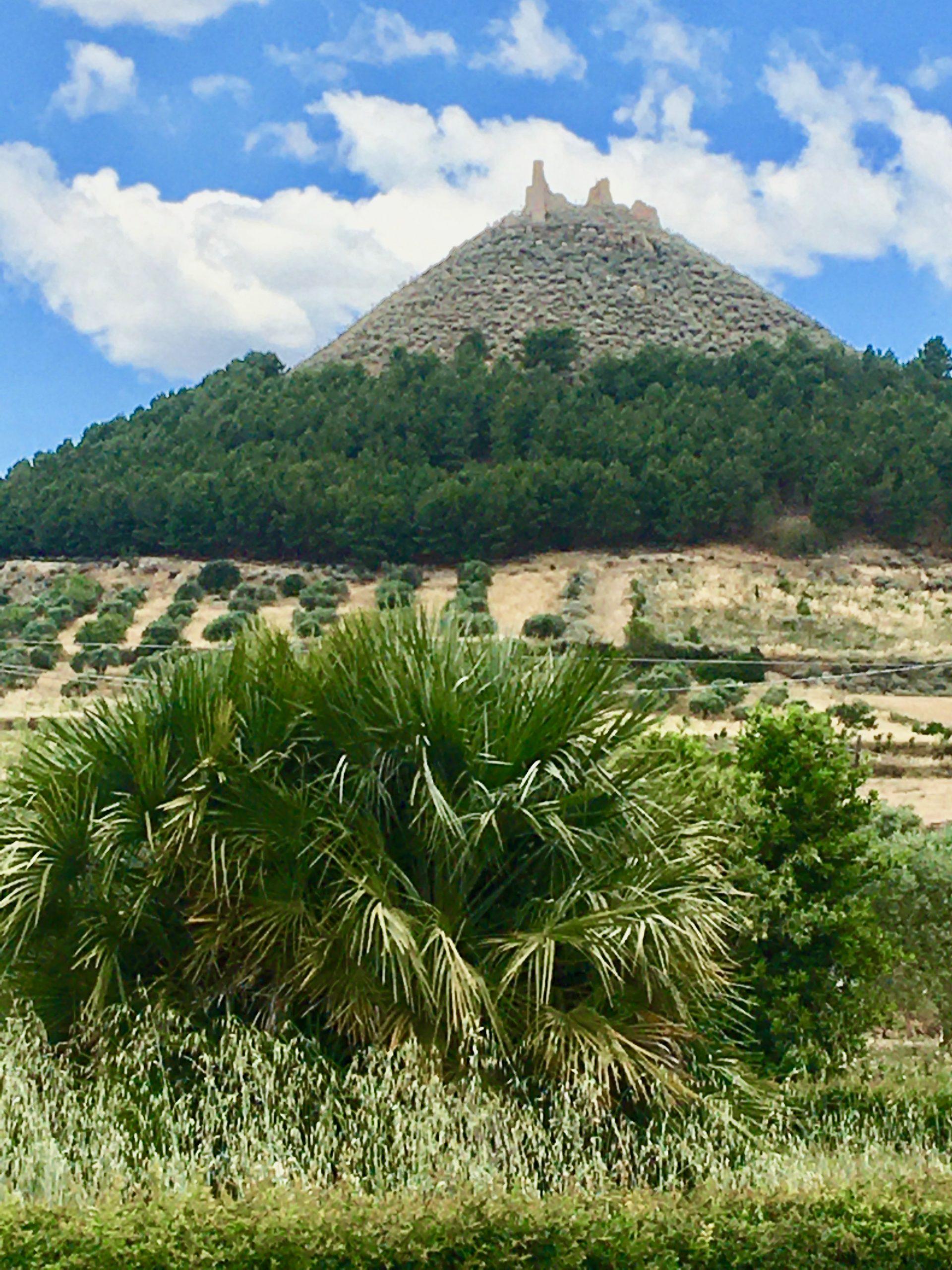 castello di las plassas in Marmilla Sardegna
