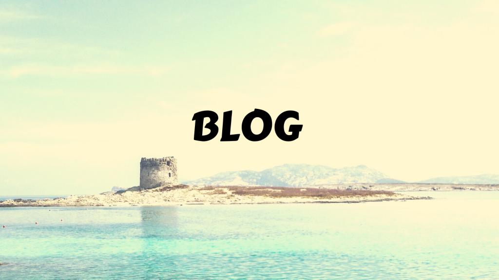 blog Sardegna